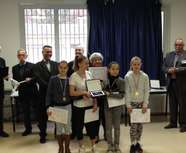 5 gymnastes récompensées par la FFMJSEA